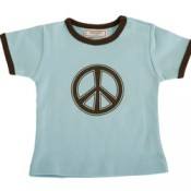 Peace Short Sleeved T-Shirt