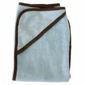 Peace Hooded Towel + face washers