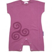 Berry Celtic Applique Onesie