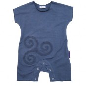 Midnight Celtic Applique Onesie